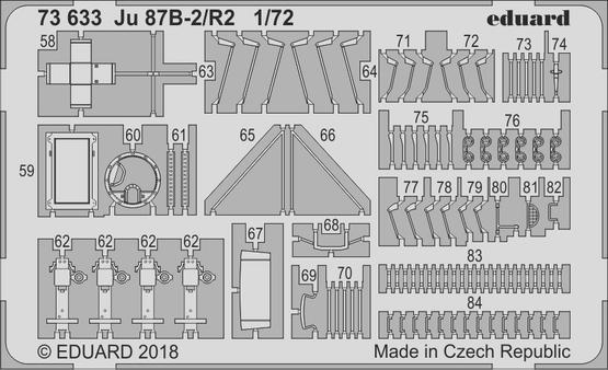 Ju 87B-2/R2 1/72  - 2