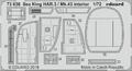Sea King HAR.3 / Mk.43 interiér 1/72 - 2/2