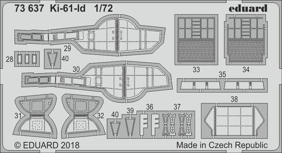 Ki-61-Id 1/72  - 2