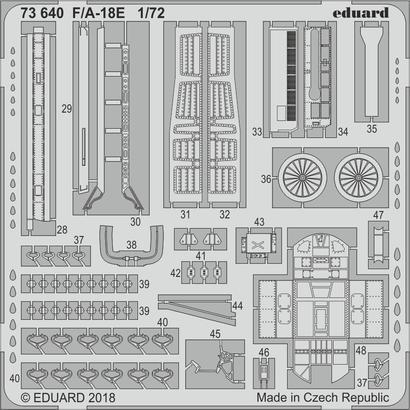 F/A-18E 1/72  - 2