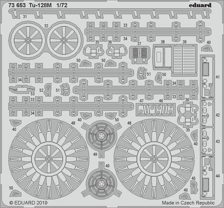 Ту-128M 1/72  - 2