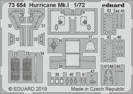 ハリケーン Mk.I 1/72  - 2
