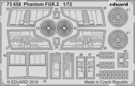 Phantom FGR.2 1/72  - 2
