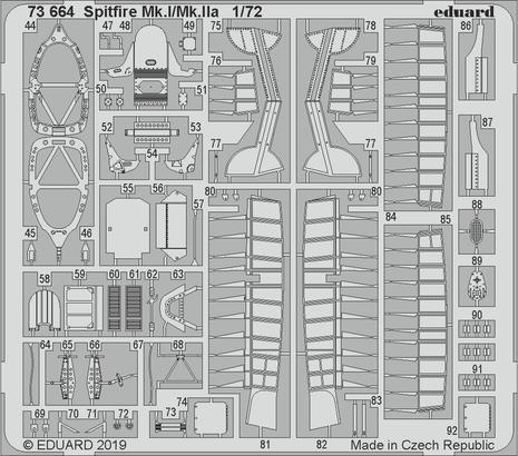 Spitfire Mk.I/Mk.IIa 1/72  - 2