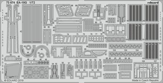 EA-18G 1/72  - 2
