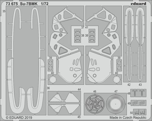 Su-7BMK 1/72  - 2