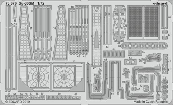 Su-30SM 1/72  - 2