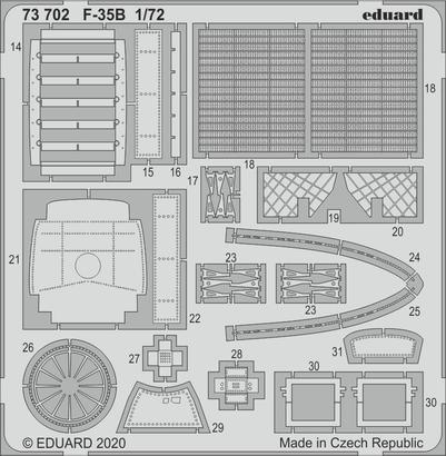 F-35B 1/72  - 2