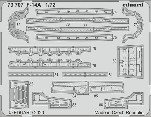 F-14A 1/72  - 2
