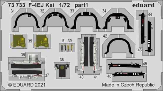 F-4EJ Kai 1/72  - 2