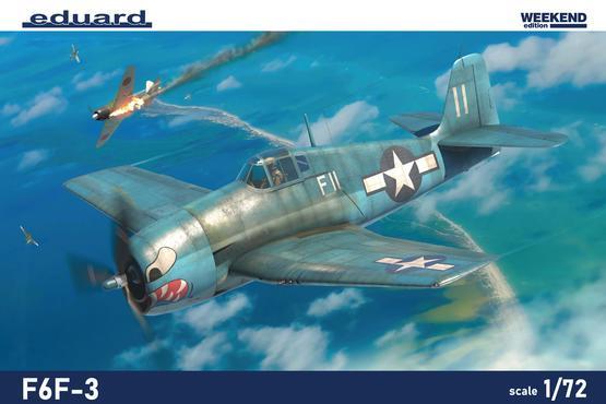 F6F-3 1/72  - 2