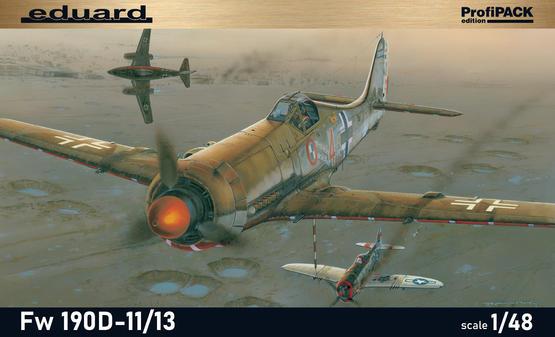 Fw 190D-11/D-13 1/48  - 2