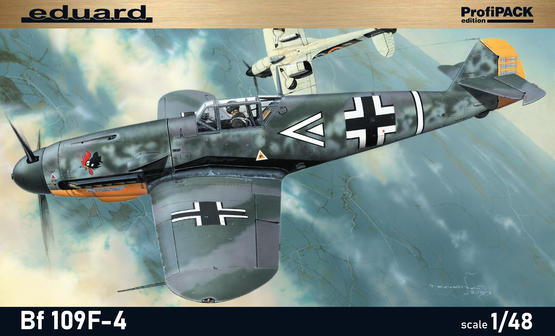 Bf 109F-4 1/48  - 2