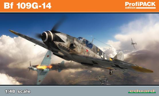 Bf 109G-14 1/48  - 2