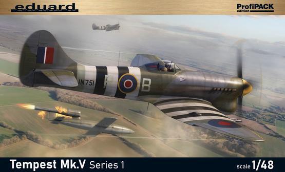 Tempest Mk.V series 1 1/48  - 2