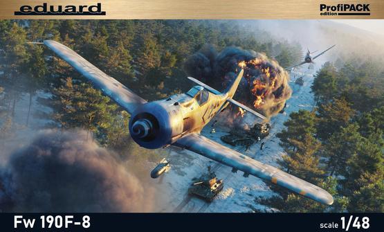 Fw 190F-8 1/48  - 2