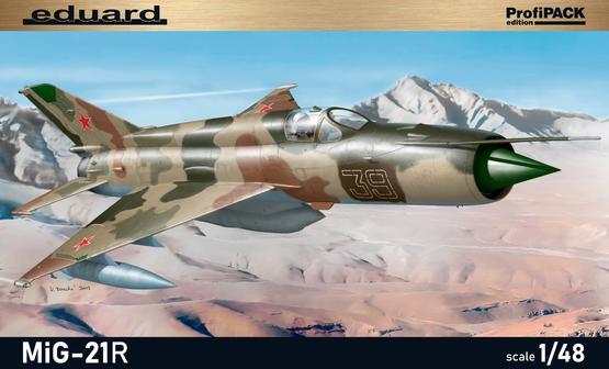 MiG-21R 1/48  - 2