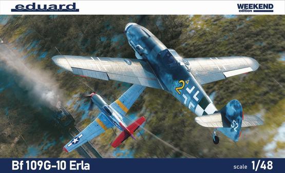 Bf 109G-10 ERLA 1/48  - 2