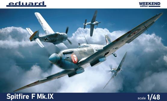 Spitfire F Mk.IX 1/48  - 2
