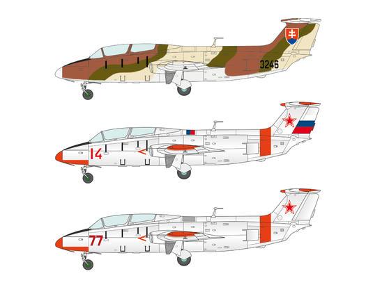 L-29 Дельфин 1/48  - 2