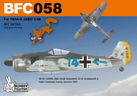 Fw 190A-2 JABO 1/48  - 2