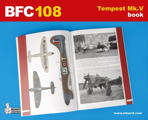 Tempest Mk.V - book  - 2