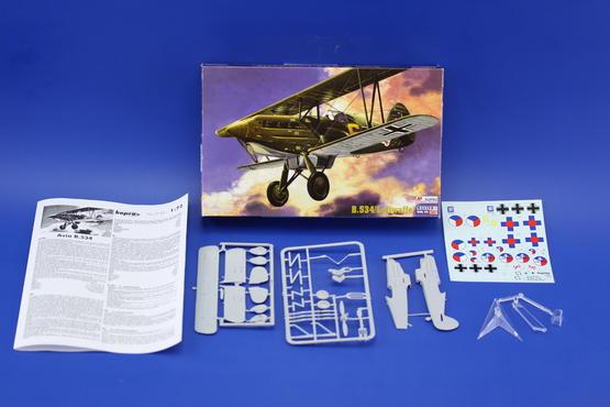 """Avia B.534 """"Luftwaffe"""" 1/72  - 2"""