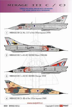 Mirage 1/48  - 2