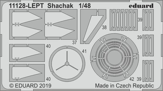 Shachak PE-set 1/48  - 2