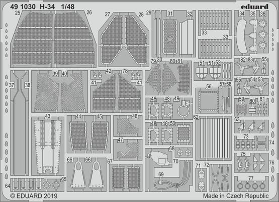 H-34 1/48  - 2
