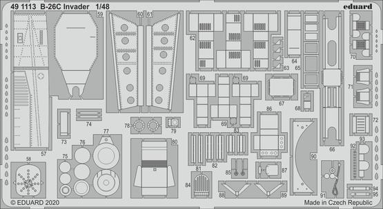 B-26C Invader 1/48  - 2