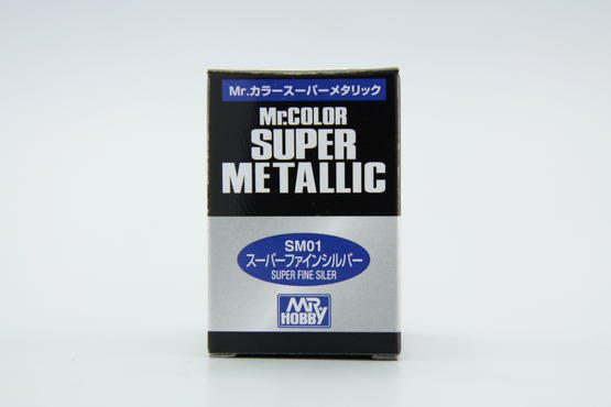 Mr.Color Super Metallic - Super Fine Silver  - 2