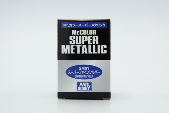 Mr.Color Super Metallic - Super Fine Silver  - 2