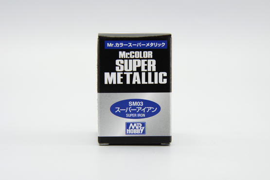Mr.Color Super Metallic - super iron  - 2