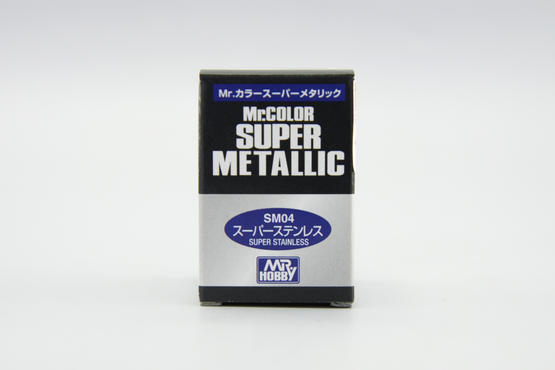 Mr.Color Super Metallic - super stainless  - 2