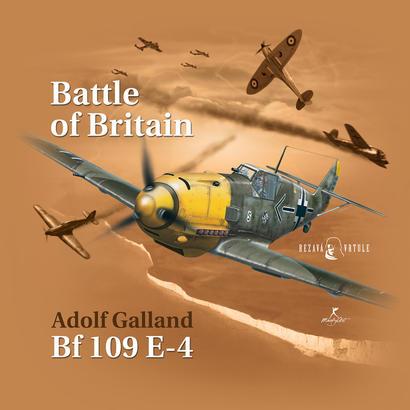 T-Shirt Bf 109E (XXL)  - 2