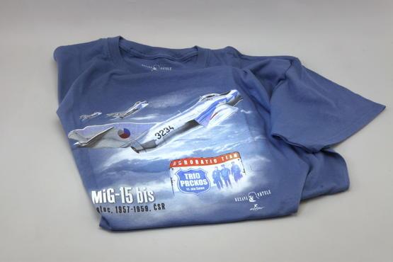 """T-Shirt """"Československé patnáctky"""" (MiG-15) (XXL)  - 2"""