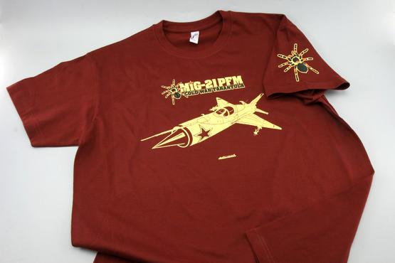 T-shirt MiG-21PFM (XXL)  - 2