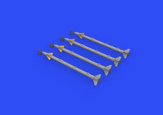 AIM-9X 1/72  - 3