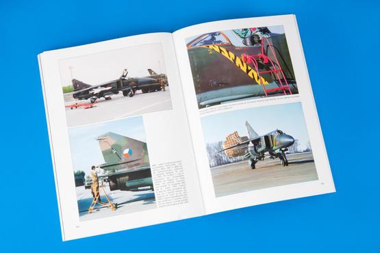 Bedna MiG-23MF/ML book  - 3