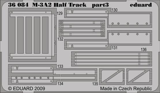 M-3A2 Half Track 1/35  - 3