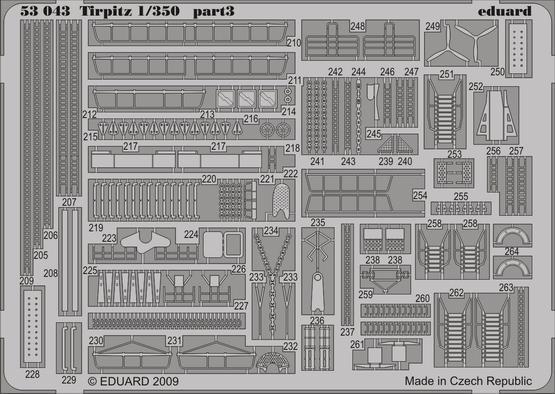Tirpitz 1/350  - 3
