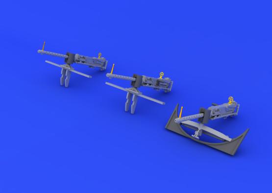 B-17G guns  1/32 1/32  - 3