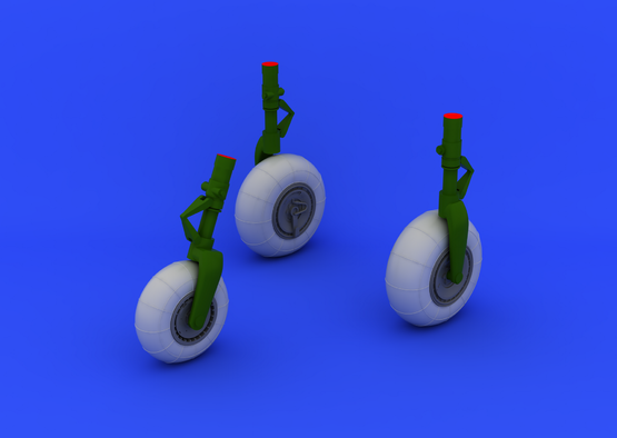 Do 335B wheels 1/32  - 3