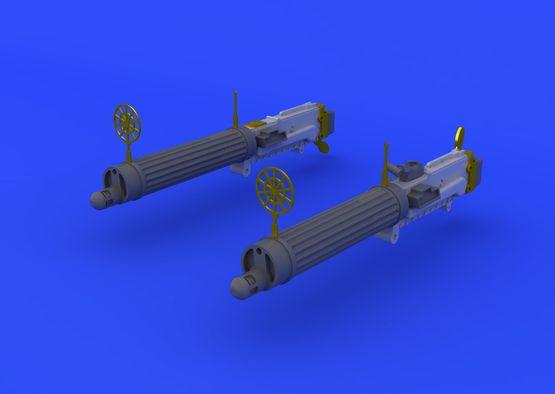 Vickers Mk.I kulomet 1.sv.v. 1/32  - 3