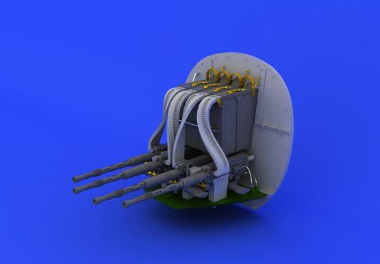 Mosquito FB Mk.VI nose guns 1/32  - 3
