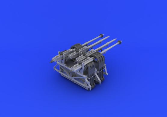 Mosquito FB Mk.VI gun bay  1/32 1/32  - 3