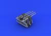 Mosquito FB Mk.VI gun bay  1/32 1/32 - 3/6