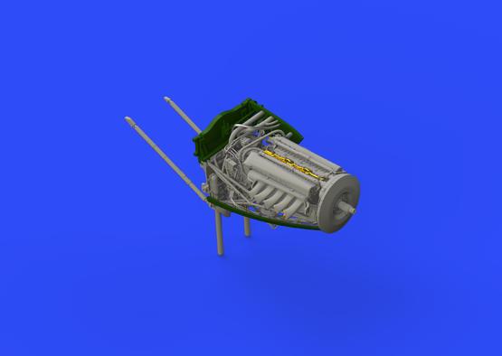 Mosquito FB Mk.VI right engine  1/32 1/32  - 3