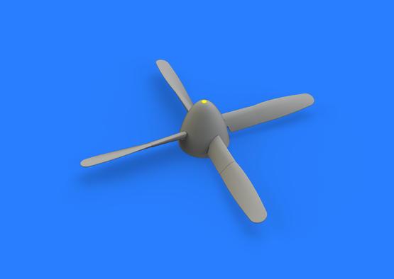 P-51D propeller 1/32  - 3